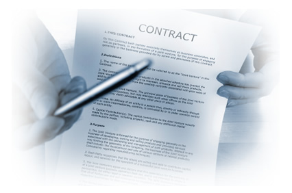 contract law research paper